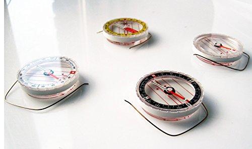 moscompassモデル3安定 – エリートコンパスオリエンテーリングプレートB
