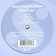 Deep House Souldiers - Live It Up - Swank Recordings - SWK-SI-56