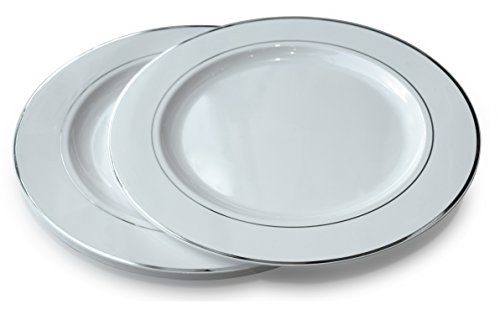 Silver Charger Plate (