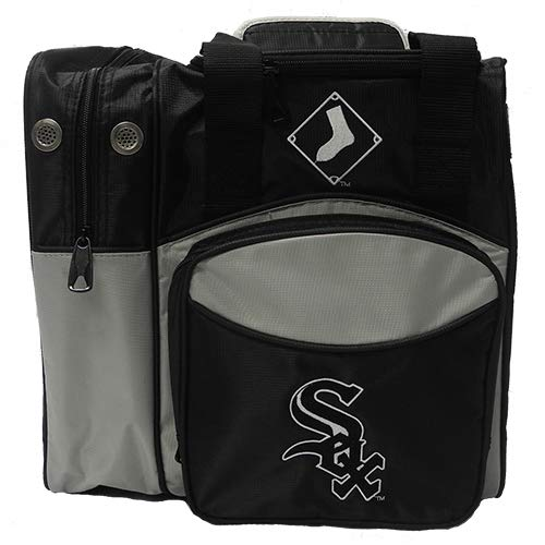 Chicago Whitesox Single Ball Bowling Tote by Strikeforce Bowling