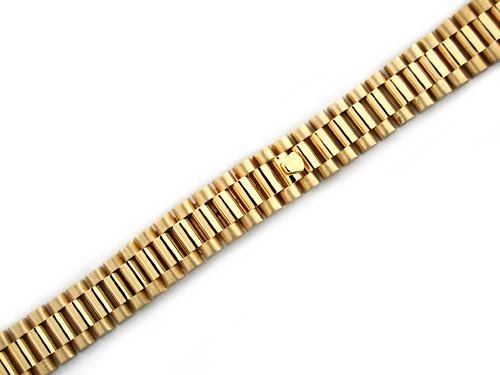 Ladies 18 ky President Watch Band for Rolex President  B00A3G405M