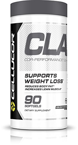 Cellucor CLA Weight Loss Supplement, Conjugated Linoleic Acid, COR Performance Series, 90 Softgels
