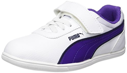 Puma Unisex-Kinder Myndy 2 SL V PS Sneakers Weiß