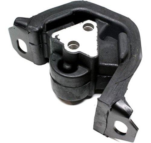(Diften 343-A0135-X01 - New Motor Transmission Mount Black Driver Left Side Saab 900 94 9-3 99 1994)