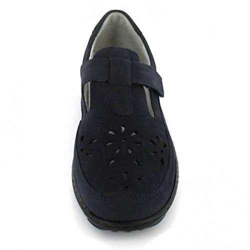 Blue Blue Damen Slipper Waldläufer Flats pfUHWFw0