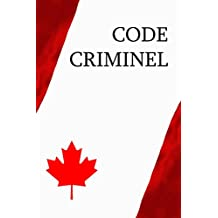 Code criminel (French Edition)