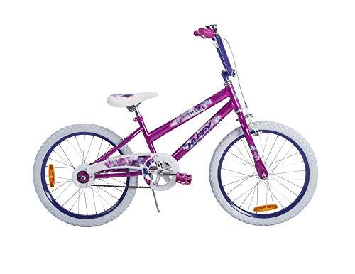 Huffy Bicycle Company So Sweet Single-Speed Girls' Bike, Bubblegum Pink, 20'
