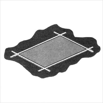 "TPI CP802 Series CP Radiant Ceiling Panel, 1"" Thickness, ..."