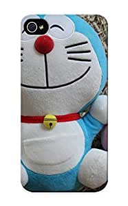 Defender Case With Nice Appearance (cartoon Doraemon Doremon) For Iphone 5/5s