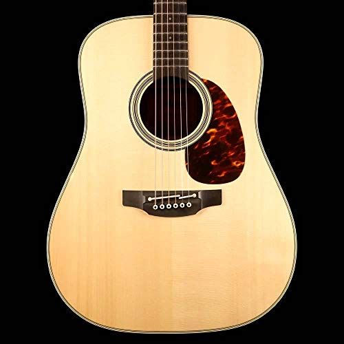 Takamine CP5D OAD 6 Strings Dreadnought Acoustic Guitar with Adirondack Spruce Top with Beautiful and Toneful Ovangkol - Natural Gloss ()