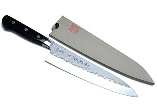 Yoshihiro Aoko Blue Steel Gyuto Japanese Chef Knife 8.25'' (210mm) by Yoshihiro
