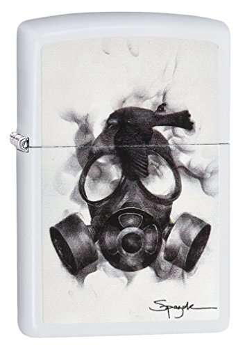 His Gas Mask - 2