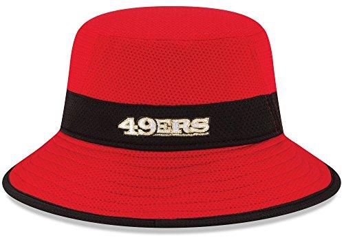 9a8ae4894 San Francisco 49ers Training Camp Bucket Hat – Football Theme Hats