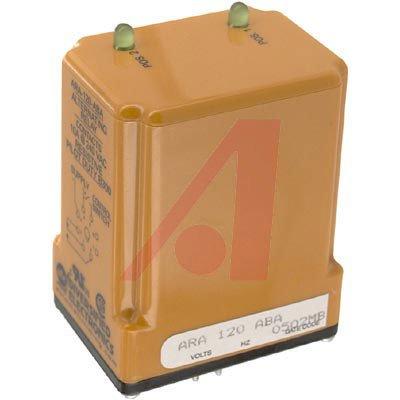 ATC ARA-24-ACA Plug-In Duplexor Alternating Relay, 24 VAC or VAC/DC, DPDT (Cross Wired) by Atc