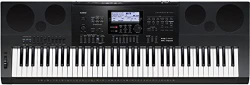 front facing Casio WK7600