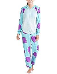 Women's One Piece Pajama Set Union Suit Sleepwear