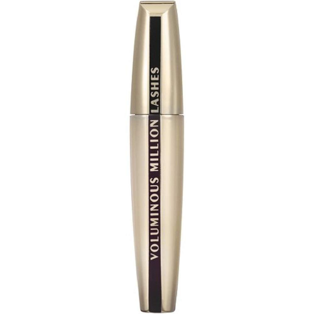 L'Oréal Paris Volume Million Lashes Excess Mascara, schwarz - Wimperntusche für exzessive Definition und exzessives Volumen - 1er Pack (1 x 9 ml) L' Oréal Paris 3600522218791 Kosmetik > Mascara
