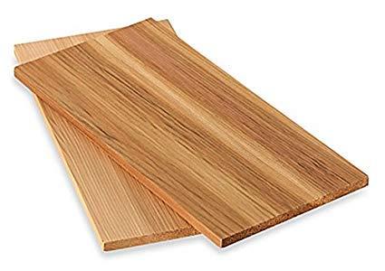 Timtina®, assi in legno di cedro 2 pezzi, 28 x 14 cm, per ...