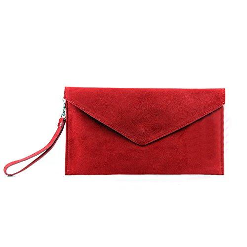 Aossta rouge Aossta Pochettes femme Pochettes q7HTq0w6