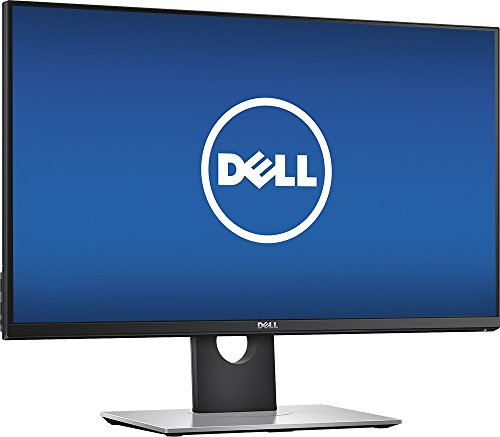 "Newest Premium Dell 27"" LED-Lit LCD Anti-Glare QHD Widesc"