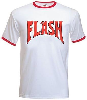 Urban Shaolin Men's Flash Gorden (Freddie Mercury) inspired T ...