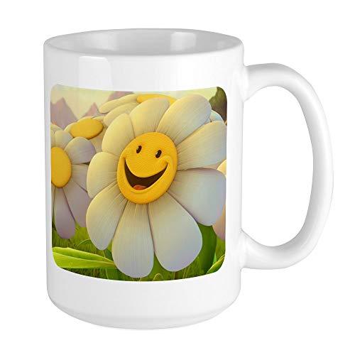 Daisy Large Mug - 7
