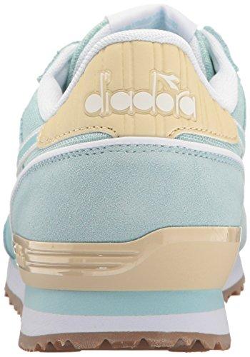 Blu Donna beige Candeggiata Piuma Sneaker azzurro Titan Ii W Diadora vqBIXX