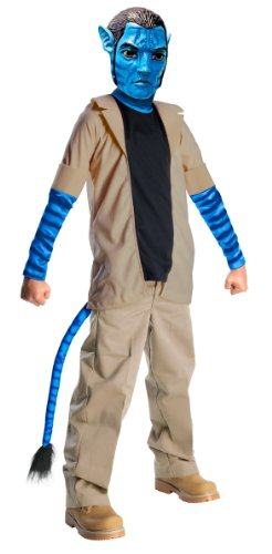 Avatar Child's Costume, Jake Sully Costume -