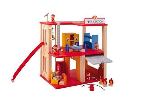 Sevi Fire Station Play Set by Trudi by Trudi