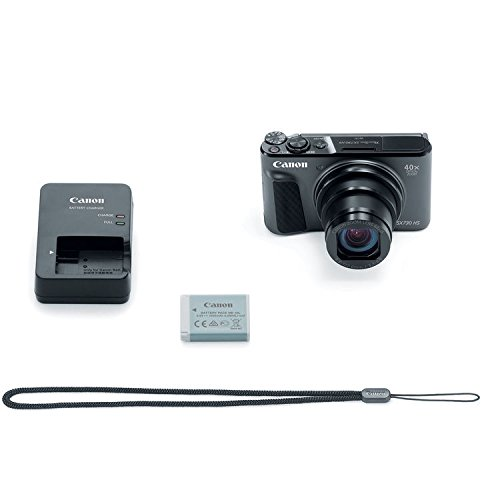 41cP1mQI4hL - Canon Powershot SX730 Point & Shoot Digital Camera Bundle w/ Tripod Hand Grip , 64GB SD Memory , Case and More