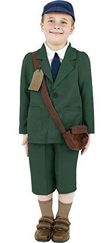 [Smiffys World War Ii Evacuee Boy Costume] (World War 2 Evacuees Costumes)