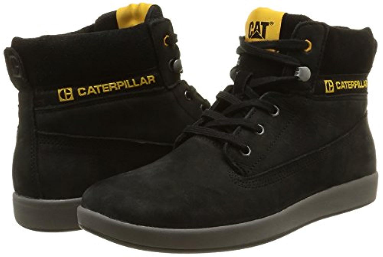 Caterpillar Boys' Poe Derby black Size: 3