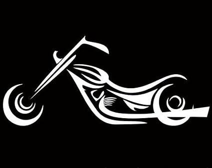 Amazon Com Motorcycle Sticker Vinyl Decal Harley Davidson Racing
