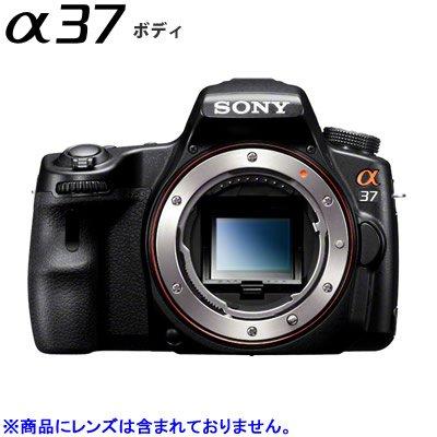 ソニー デジタル一眼カメラ「α37」ボディSONY α37 SLT-A37   B008A3BWHE