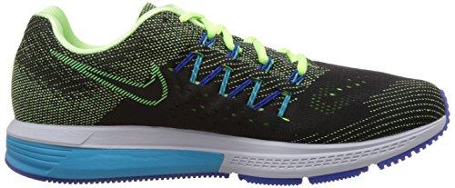 Nike Air Zoom Vomero 10 - Zapatillas para hombre Negro / Lima / Azul