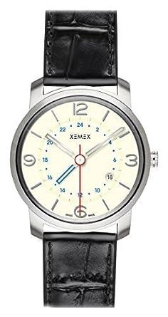 XEMEX Armbanduhr PICCADILLY QUARTZ Ref. 881.24 GMT