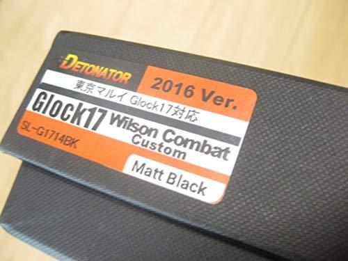 DETONATOR マルイ G17 G22 系 用 Wilson Combat Custom グロック Glock スライド ウィルソン コンバット B07QJ9FKBL