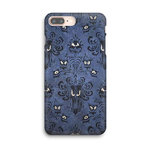 - Compatible Haunted Mansion - Grim Grinning Ghosts Soft Gel Case/Replacement for, if Applicable for iPhone 8 Plus