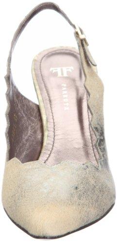 Farrutx sandal 41481 - Sandalias de vestir para mujer Dorado