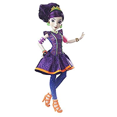 Disney Descendants Neon Lights Feature Mal of Isle of the Lost: Toys & Games