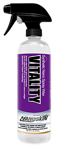 Nanoskin (NA-VIT16) Vitality Synthetic Nano Spray Wax - 16 oz.