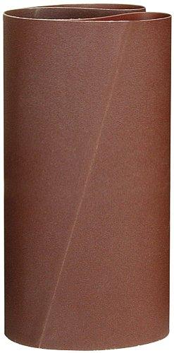 A&H Abrasives 919387, 5-pack, Sanding Belts, Aluminum Oxide, (y-weight), 43×75 Aluminum Oxide 180 Grit Sander Belt