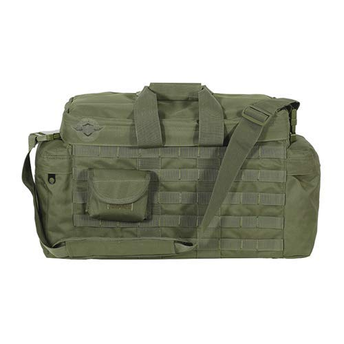 5ive Star Gear DRB-5S Deluxe Range Bag, Olive Drab ()