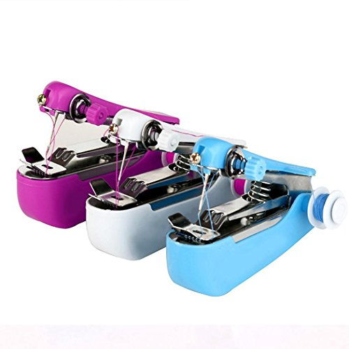 Adoeve New Stitch Travel Household Electric Portable Mini Handheld Sewing Machine Sewing Machines