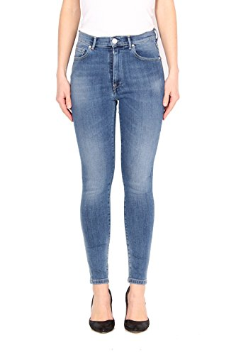 Doroty Tasche Construction zero Jeans Denim 5 26 Vita Normale s 0 Donna FqT1S