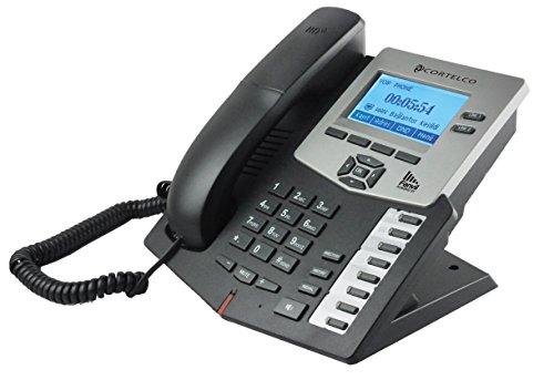 UPC 048044002819, Cortelco ITT-C60 Executive IP Phone with Large LCD
