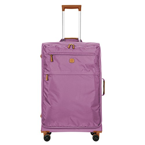Ultralight Wheeled Upright - Bric's X-Bag/x-Travel 30 Inch Large Spinner W/Frame, Wisteria