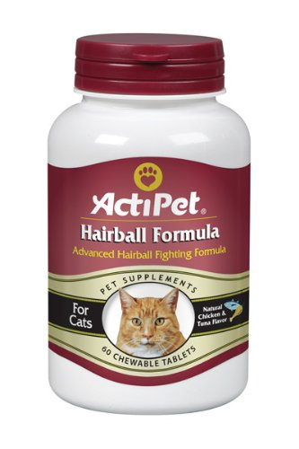 Hairball Formula, 60-Count (Pack of 2), My Pet Supplies