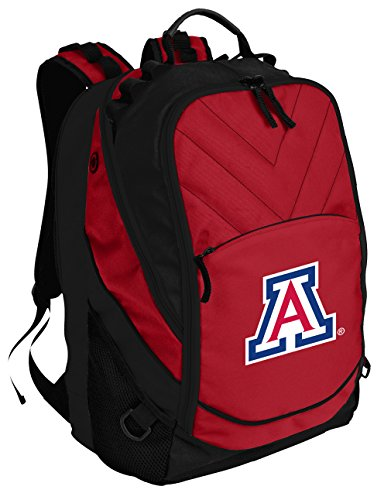 Broad Bay Arizona Wildcats Backpack Red University of Arizona Laptop Computer Bags by Broad Bay