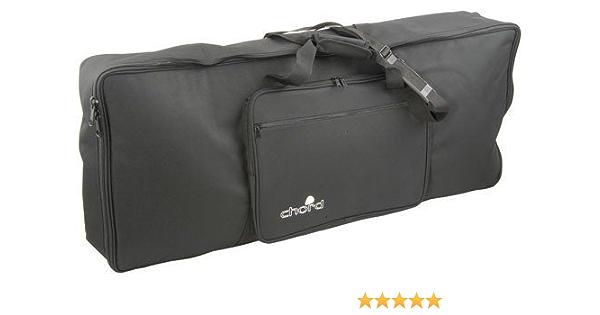 Chord - Bolsa de transporte para teclado Yamaha PSR-S650 ...